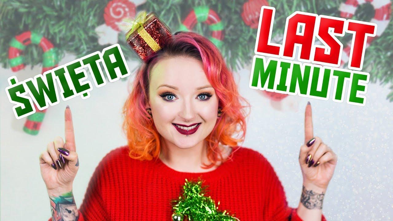 DIY: Święta na ostatniąchwilę ♡ Red Lipstick Monster ♡
