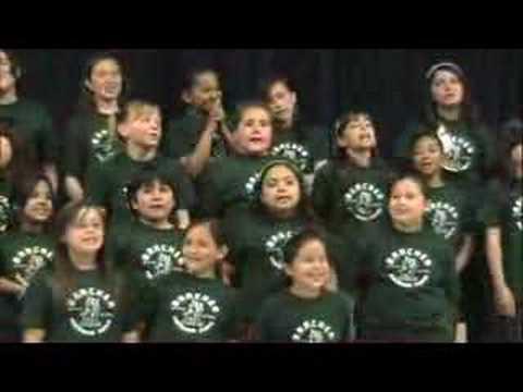 Bracher Elementary School Choir