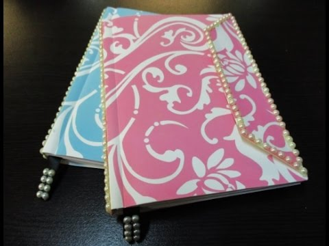 Diy 67 Cute Diary For Gifts Youtube