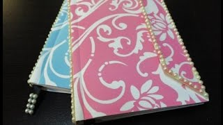 DIY : #67 Cute Diary For Gifts ♥
