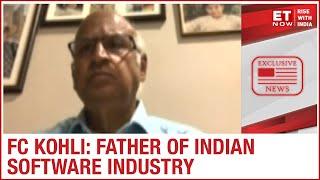 FC Kohli was a brilliant technocrat-visionary business leader who had nation at heart: S Ramadorai