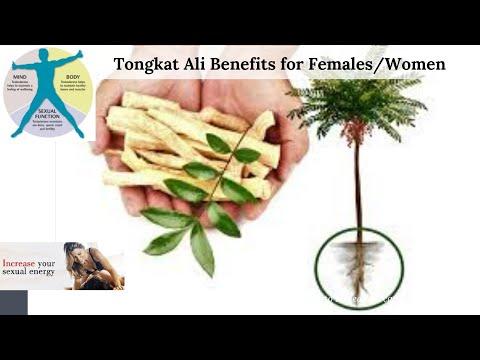 Tongkat Ali Benefits for Females/Women