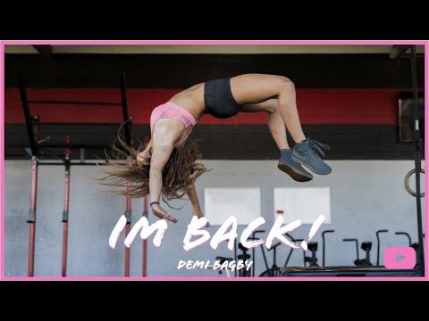 IM BACK! Demi Bagby S:1 E:1