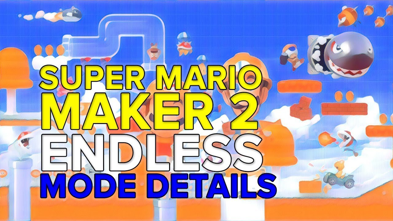 Super Mario Maker 2's versus play is hilariously unfair
