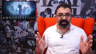 مراجعة وشرح لنظريات فيلم Annihilation بالعربي | فيلم جامد