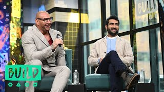 "Kumail Nanjiani & Dave Bautista Explain How ""Stuber"" Came To Be"