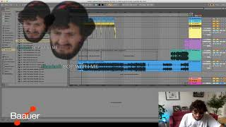 Baauer (another day of non stop BM bop maintenance) Twitch Stream