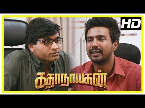 Katha Nayagan Movie Scenes | Vishnu...