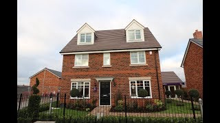 Taylor Wimpey  - The Wilton  @ Wheatfield Manor, Codsall, Staffordshire By Showhomesonline