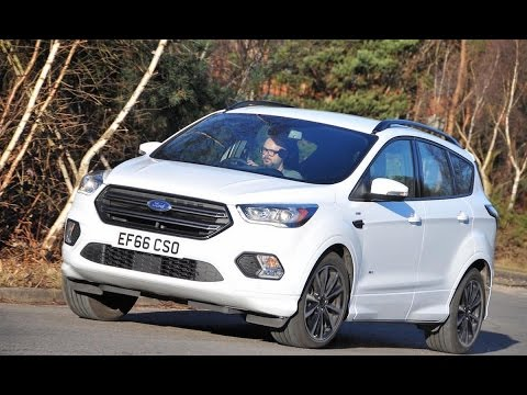 look this 2017 ford kuga 2 0 tdci 180 st line powershift. Black Bedroom Furniture Sets. Home Design Ideas