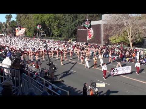 Florida State University (FSU) Marching Chiefs - 2015 Pasadena Rose Parade