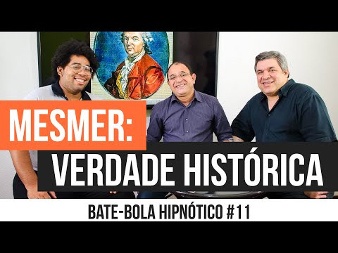 Bate-Bola Hipnótico #11 - Mesmer: Verdade Histórica