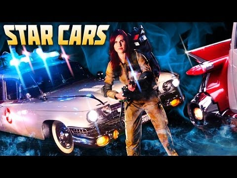 STAR CARS- Ghostbusters Ecto-1 Double Feature (Ep. 12)