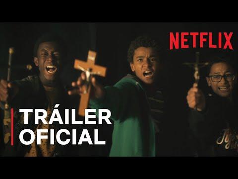 Vampiros vs. el Bronx | Tráiler oficial | Netflix