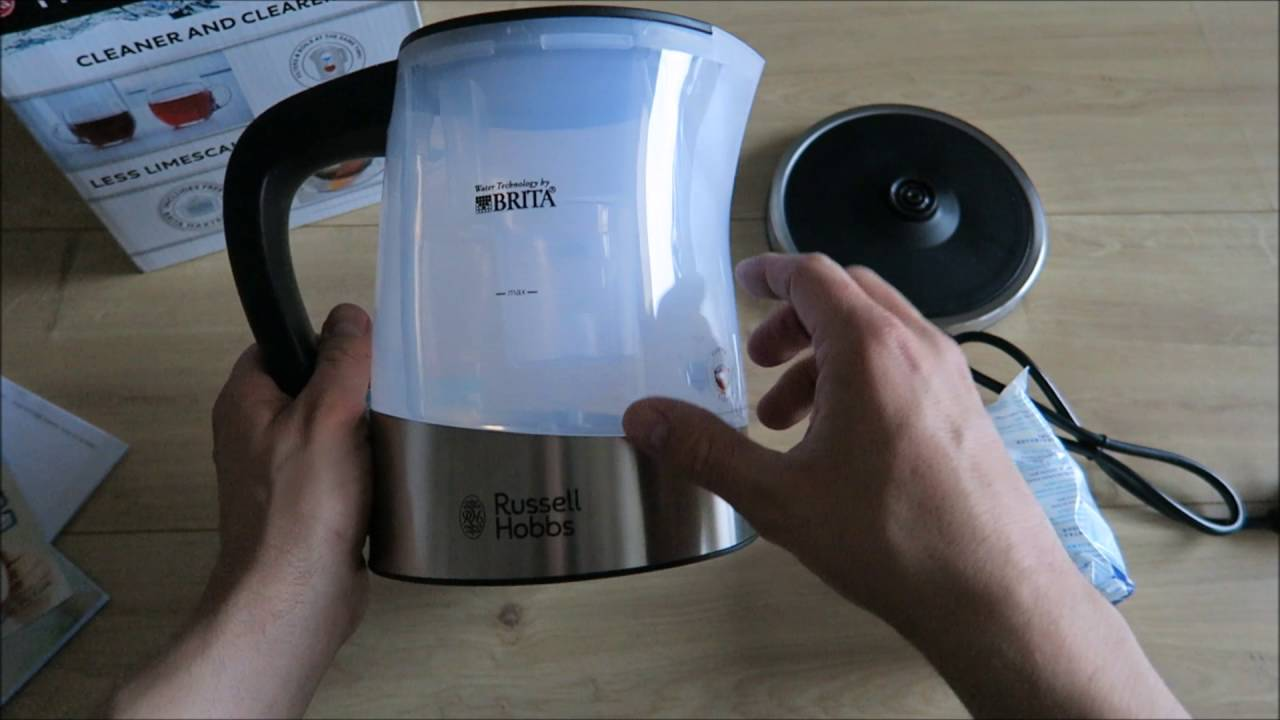 russell hobbs kettle filter replacement