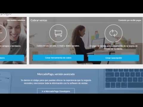 Crear Boton De Pago Por Mercado Pago Para Facebook
