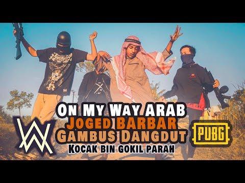 ON MY WAY ARAB GOKIL Parah  Pubg NGAWUR Mantav! | 3way Asiska (Cover)
