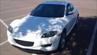 Mazda RX-8 (2006 Shinka) Walk Around and Drive
