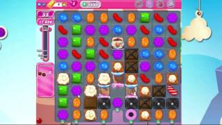 Candy Crush Saga Level 1283 NEW! | Complete!