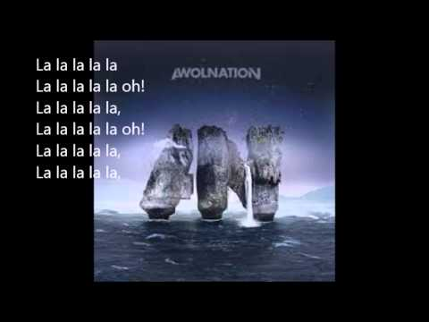 AWOLNATION - Sail Lyrics