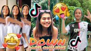 Down Dance Challenge- Tiktok Compilation