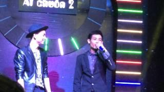 """Át Chuồn3005_Song Ca Fan Nam""""Trái Tim Bên Lề""""+Giao Lưu"""
