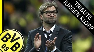 ● Jürgen Klopp Tribute ● You Will Forever Be A Legend ●