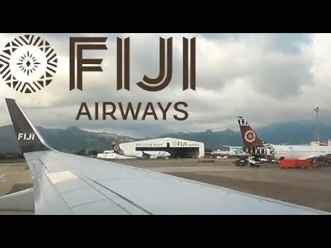 BNE TO NAD TRIP-REPORT ON Fiji Airways 737-800