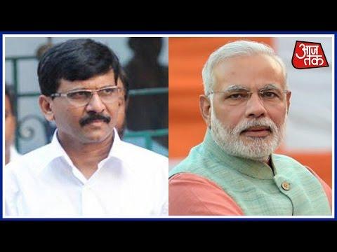 Shiv Sena Hits Out At PM Modi Over Uri Attacks