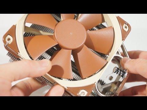 #1475 - Noctua NH-U12S CPU Air Cooler Video Review