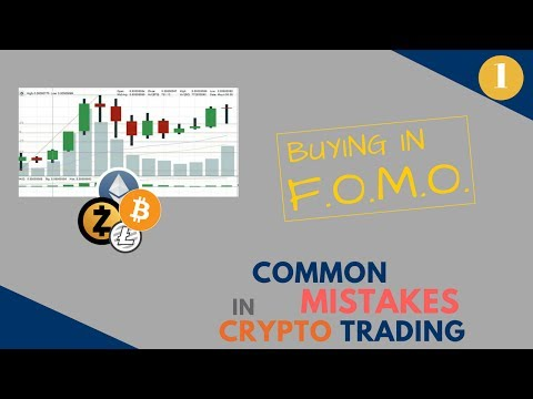 Trading Mistakes - Buying in FOMO, Buying the NEWS