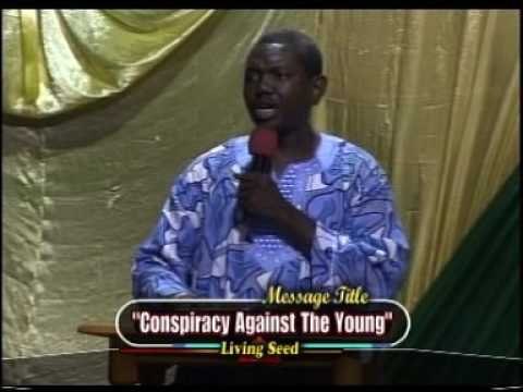 01,CONSPIRACY AGAINST THE YOUNG BY GBILE AKANNI