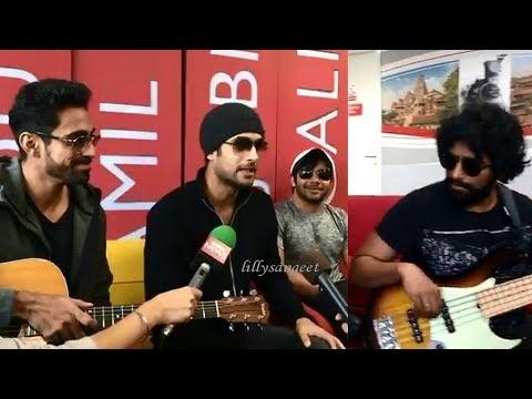 \\SANAM Band at radio BBC हिन्दी\\  2017
