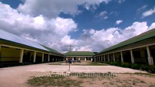 School building Time Lapse in India