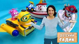 Детский сад: Элаяс и паззлы. Видео для детей.
