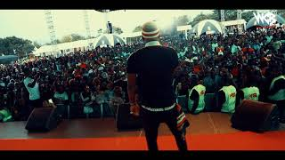 Harmonize live Performance in NAIROBI KENYA (KISUMU) PART 1