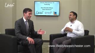 LIfestyle Westchester Live Local Leadership Series with Mayor Noam Bramson Episode 00