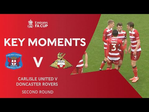 Carlisle Doncaster Goals And Highlights