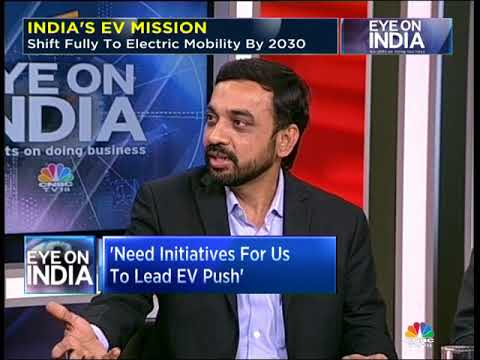 Is India Electric Vehicle Ready? | Eye On India (PART 1) | CNBC TV18