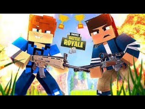 Fortnite X Minecraft Collab Leaked