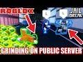 WORST CAMPING COPS EVER!!  | Roblox Jailbreak