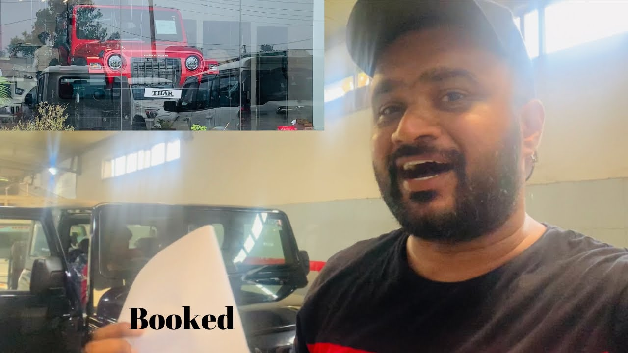 New Mahindra Thar is on ! Hater's V/s Supporter's ! Aj ton Sidae a apan v   Pinder Pawan