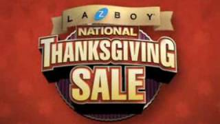 La-Z-Boy Thanksgiving Sale at Aven