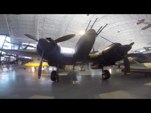 AIR AND SPACE MUSEUM DULLES 4K