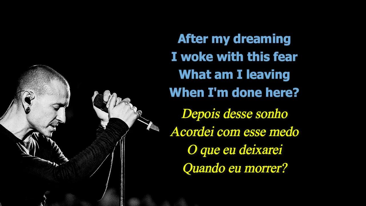 Leave Out All The Rest Linkin Park Lyrics Tradução Youtube