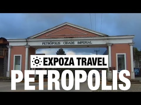 Petropolis (Brazil) Vacation Travel Video Guide