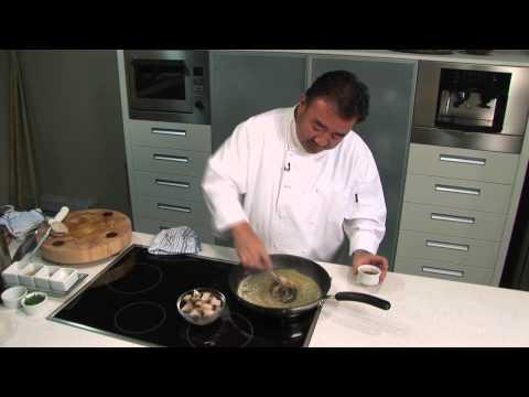 Tetsuya's Recipe - Slow Pan Roasted Tasmanian Abalone