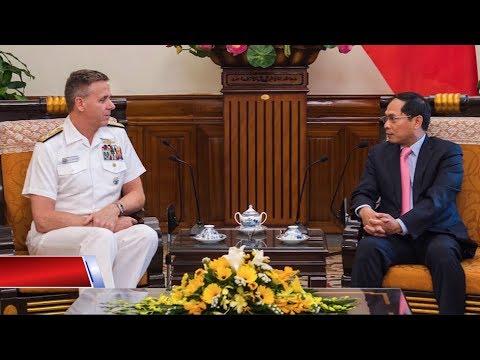Truyền hình VOA 20/4/19: Tư lệnh Mỹ: 'Tiếp tục làm sâu sắc hợp tác an ninh Mỹ-Việt'