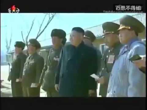 北朝鮮の軍事訓練、面白い