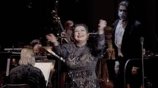 Вероника Джиоева - Выходная ария Сильвы из оперетты «Сильва» Имре Кальмана